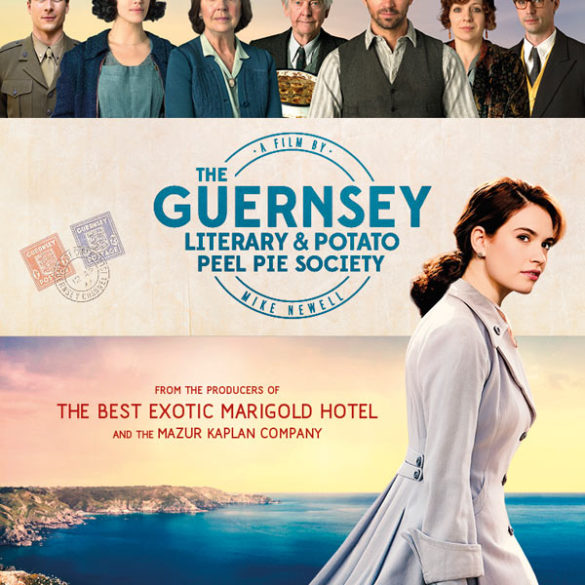 Win 1 Of 30 Double Tickets To A Pre-Release Screening Of The Guernsey Literary And Potato Peel Pie Society