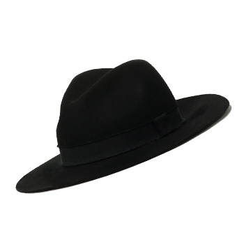 winter accessories fedora