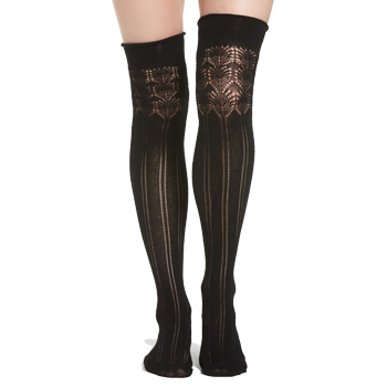 winter accessories knee-high
