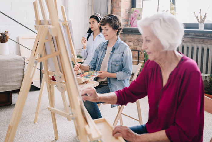 Artistic Activities To Curb Your Mid-Year Slump