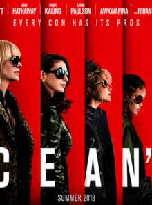 Behind-The-Scenes With The Ocean's 8 Cast