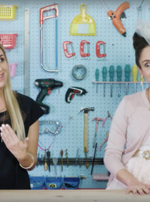 Star Of Suzelle DIY And Tali's Wedding Diary Becomes A Mom