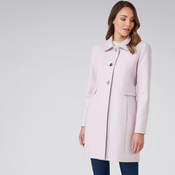 slimming clothes tailored coat