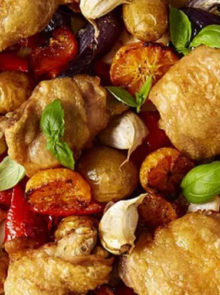 Easy Chicken Traybake With Citrus Recipe