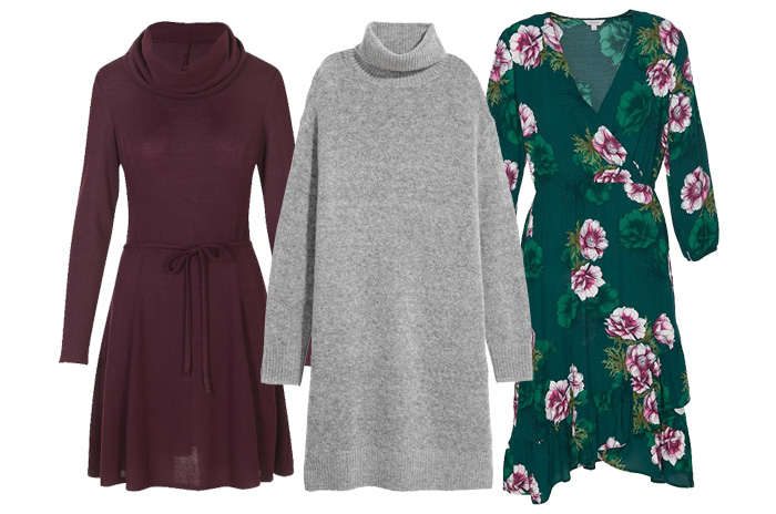 Our Fashion Team's Favourite Winter Dresses
