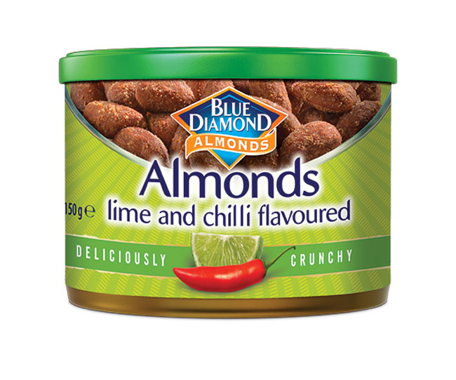 Win this SPRING with Blue Diamond Almonds to the value of R 3000