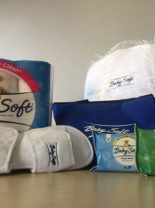 Win 1 Of 3 Baby Soft Hampers Valued At  R1000 Each
