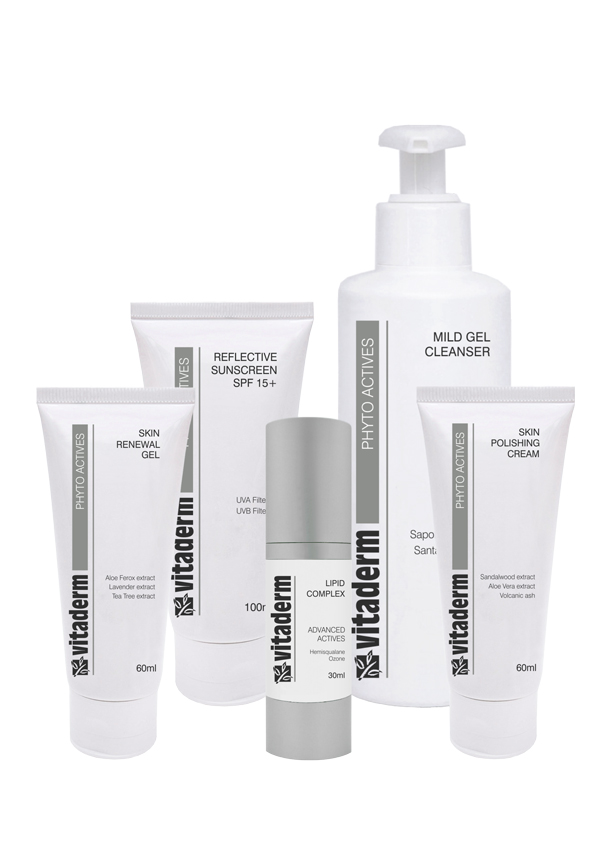 Win 1 Of 15 Vitaderm Skincare Hampers, Valued At Over R3 100 Each