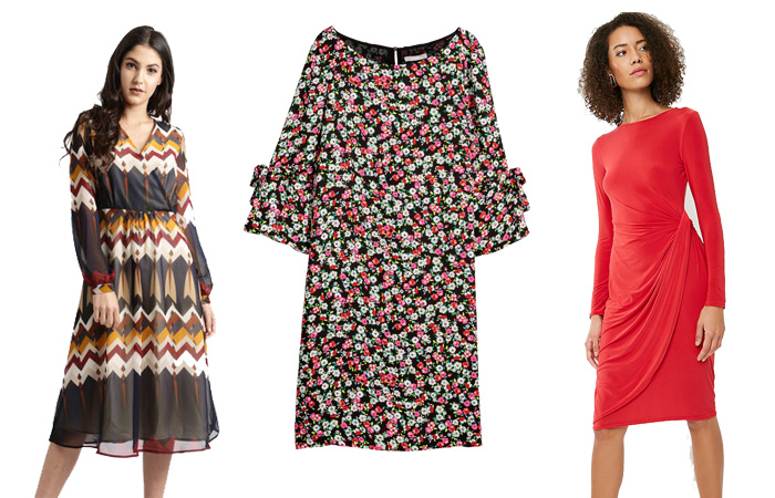 Our Favourite Dresses With Sleeves