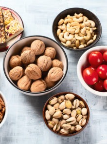 The Healthy Snacks Diet