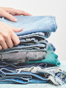 Take Our Challenge: Avoid Jeans For A Full Work Week