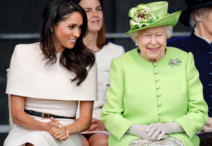Why Meghan Markle's Birthday Is Important To The Queen