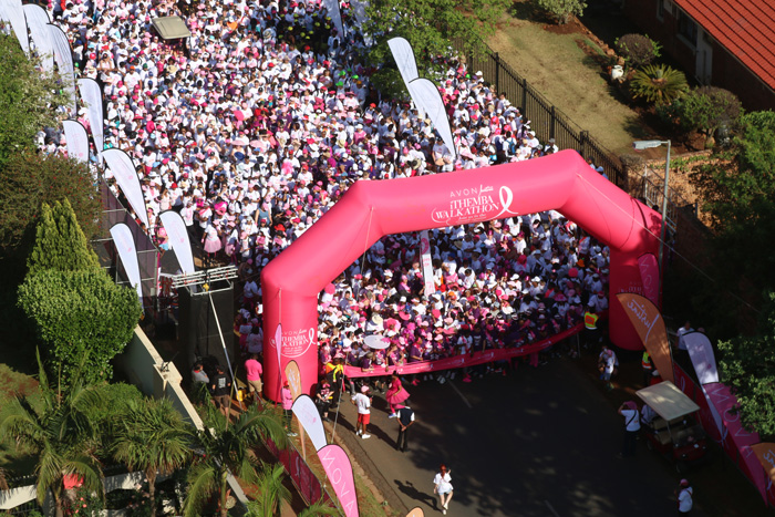 Get Fit And Do Your Bit For Breast Cancer Awareness