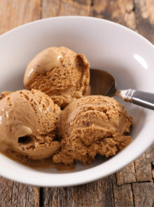 The Creamy, No-churn Coffee Ice Cream Recipe You Need Right Now