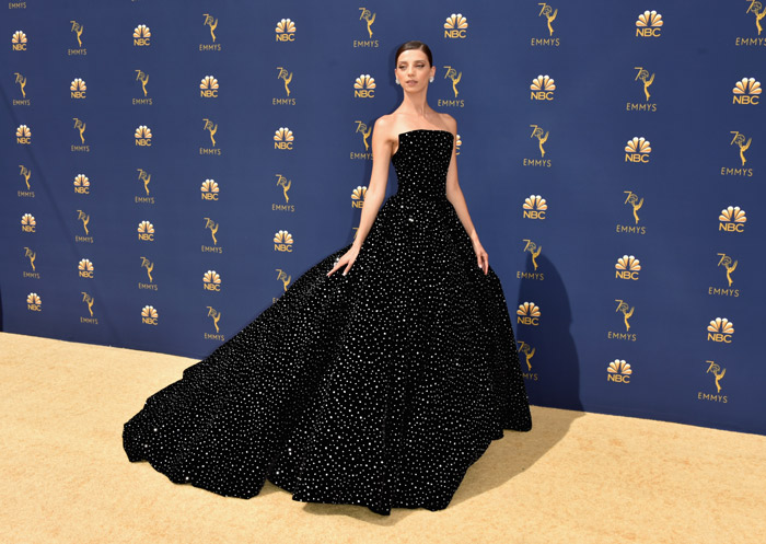 Our 9 Best Red Carpet Dresses At The 2018 Emmy Awards
