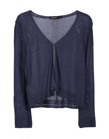 Fashion tips blue cardigan