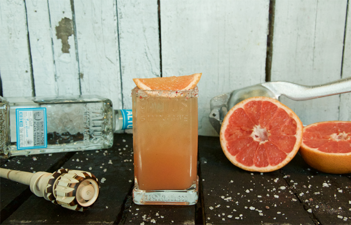 Signature Cocktail Recipe: The Crafted Paloma