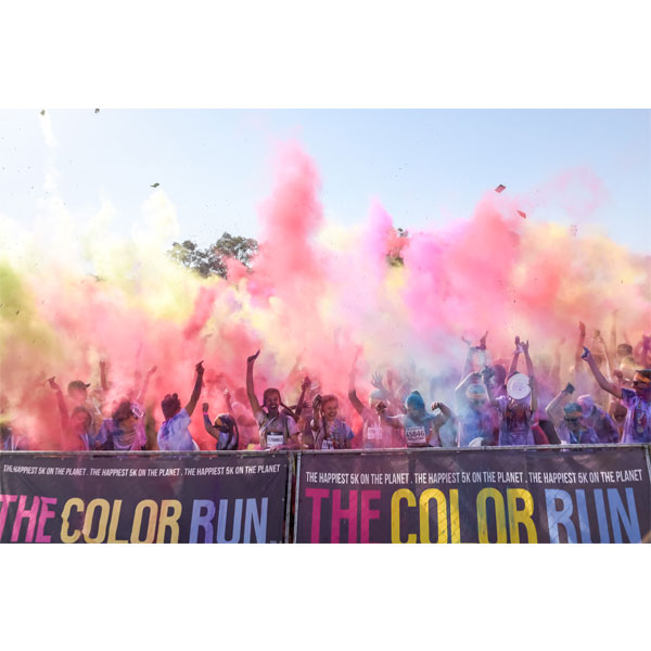 Win double tickets to The Color Run in Cape Town!