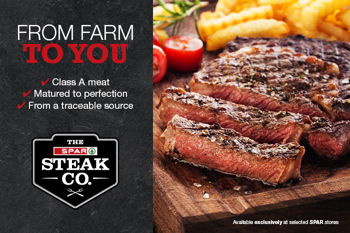 Foodies, rejoice for SPAR Steak Co.
