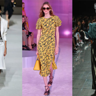 Get the look: Our Top 3 New York Fashion Week Runway Looks