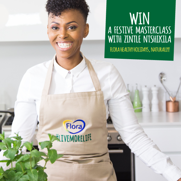 Win 1 Of 5 Double Tickets To The Flora Masterclass!