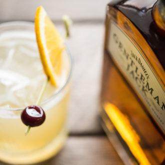 Gentleman Jack's Sour Cocktail Recipe