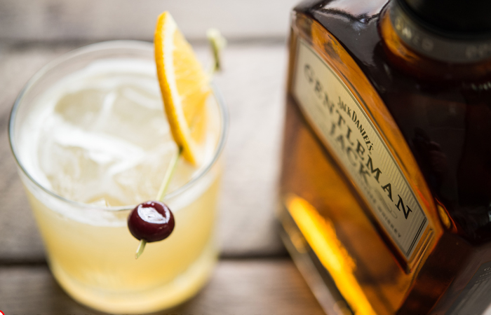 Gentleman Jack's Sour Cocktail Recipe