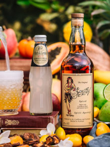 Rum and Ginger Beer Cocktail Recipe