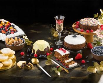 SPAR Freshline Christmas desserts