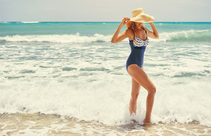 The Most Figure-Flattering Swimsuits