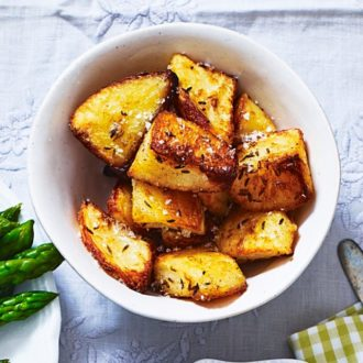Spicy Roast Potatoes Recipe