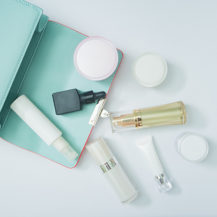 The Ultimate In Flight Beauty Kit