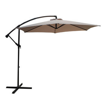 must-have3m beach umbrella with stand