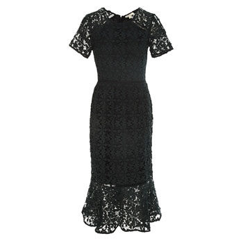 get the nicole kidman midi sheer dress look
