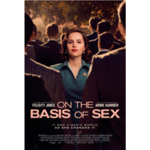 Win Double Tickets To On The Basis of Sex Pre-Release Screening