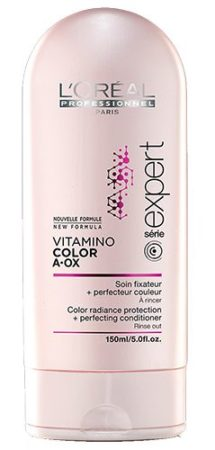 colour protecting conditioner for fresh colour