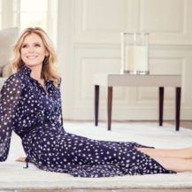 Emilia Fox: Get Our Cover Star Look