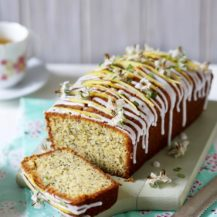 Lemon and Poppy Seed Loaf Cake Recipe