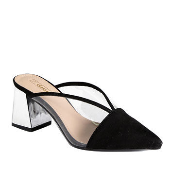 work wear low block heel