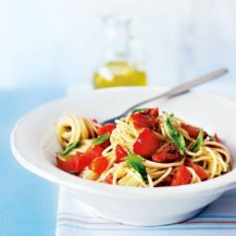 Tomato and Peppadew Summer Spaghetti Recipe