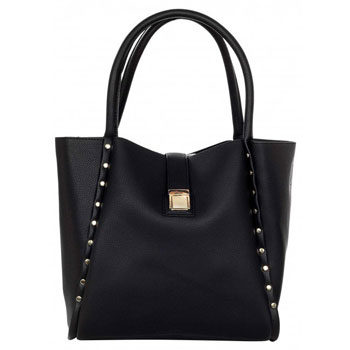 studded work bag