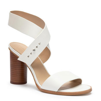 work wear round block heel