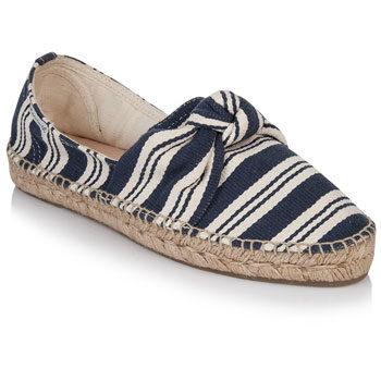 budget slip on espadrille style shoe