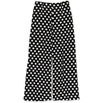 polka dot fashion trend trouser