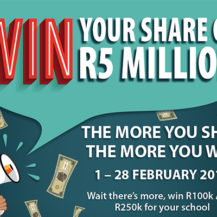 Win 1 of 2 Cradlestone Mall Vouchers, Valued at R500!