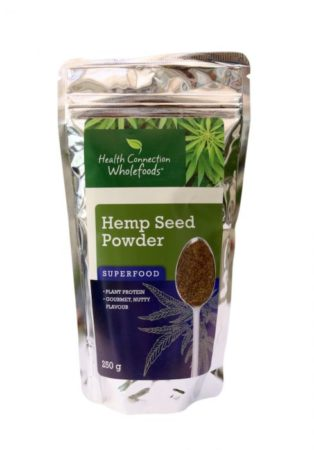 Health Connection Hemp Seed Powder