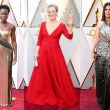 Oscars Fashion: Our Favourite Moments Of Last Year