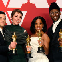 Oscars 2019: All The Winners