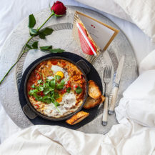 Shakshuka Breakfast Recipe
