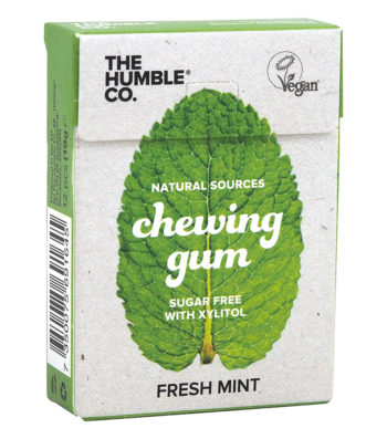 suagr free chewing gum for healthy teeth